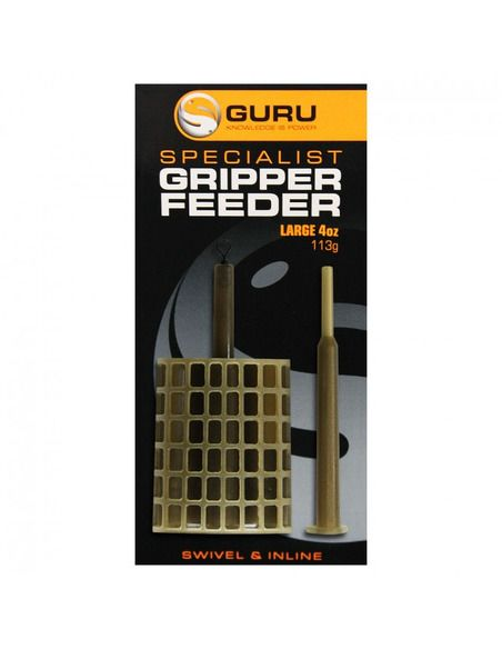 Фидер хранилки Guru - Gripper Feeder - Guru - Фидер хранилки - 1