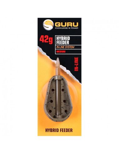 Фидер хранилки Guru - Hybrid Feeder In Line - Guru - Хранилки за фидер - 1
