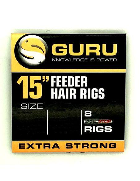 Монтаж Guru - Speed Stop Rig - 38 CM. - Guru - Готови монтажи за фидер - 1