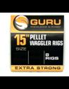 Монтаж Guru - Bait Band Rig - 38 CM. - Guru - Готови монтажи за фидер - 1