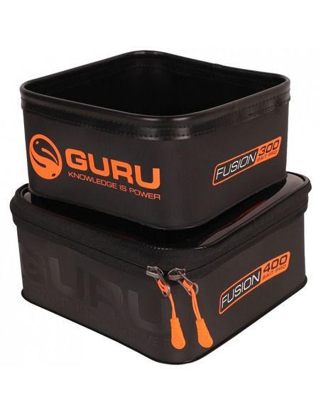Кутии Guru - Fusion 400 + 300 - Guru - Други аксесоари за шарански риболов - 1