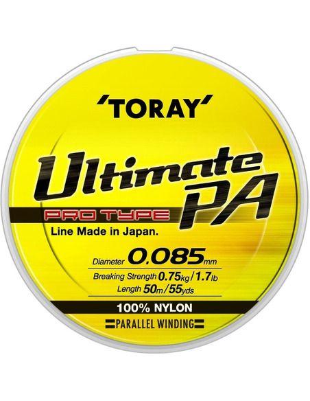 Влакно за повод Toray - Ultimate PA 50 - Toray - Поводи за фидер - 1