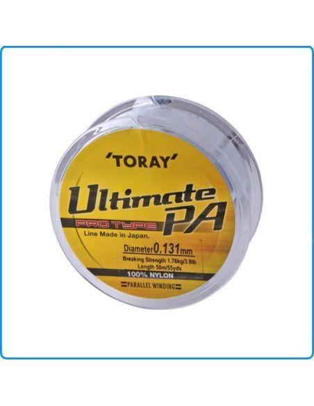 Влакно за повод Toray - Ultimate PA 50 - Toray - Поводи за фидер - 2