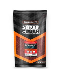 Захранка Sonubaits - Robin Red Method Mix https://goo.gl/maps/5LEQaNQALzn