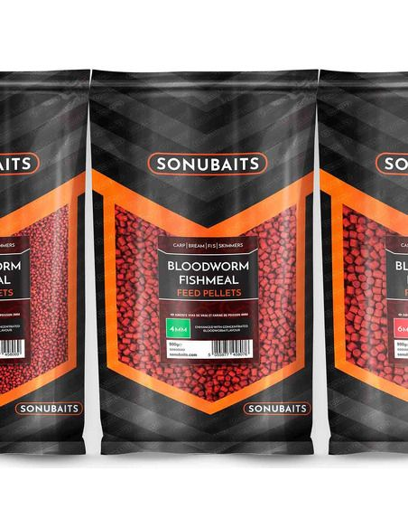 Пелети Sonubaits - Robin Red Feed - Sonubaits - Пелети за фидер - 1