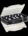 Кутия за принадлежности Panaro - Double Slim 396 - Plastica Panaro - Други аксесоари за шарански риболов - 2