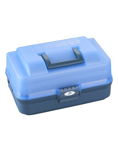 Куфар син Panaro - 145 - Plastica Panaro - Други аксесоари за фидер - 1