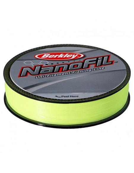 Влакно Berkley - NanoFil Chartreuse - Berkley - Монофилни влакна за спининг - 1