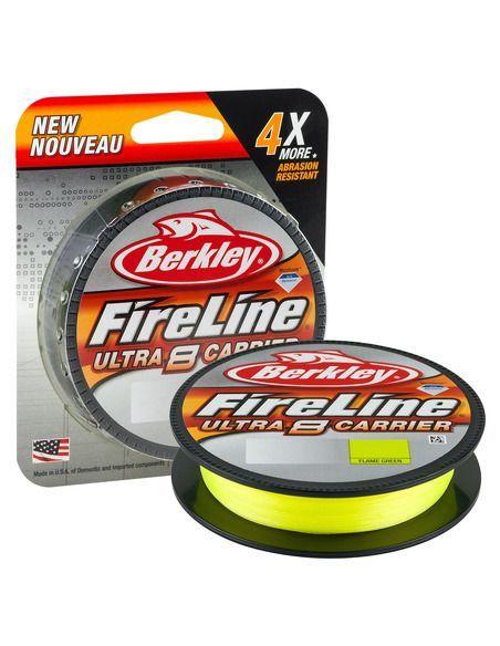 Плетено влакно Berkley - FireLine Ultra 8 Flame Green 150 - Berkley - Плетени влакна за фидер - 1