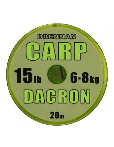 Повод Drennan - Carp Dacron - Drennan - Плетени влакна за поводи и монтажи - 1