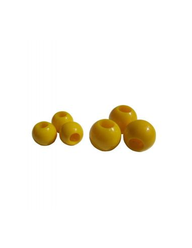 Твърди топчета FL - Бонджук - Перла Оранжева - FL - Аксесоари за монтажи - 1
