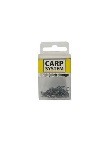 Бърза връзка Carp System - Quick Change Swivel CSQC - Carp System - Аксесоари за монтажи - 1