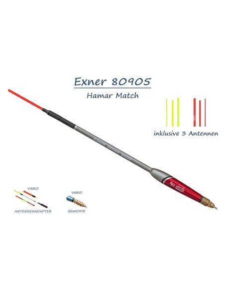Ваглер Exner - Hamar Match 80905 - Exner - Ваглери и слайдери - 1
