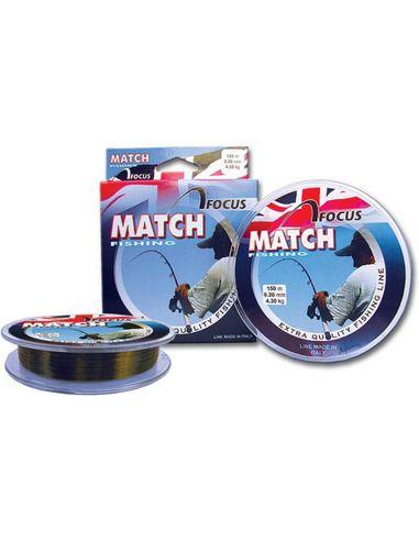 Влакно Focus - Match Fishing - Focus - Монофилни влакна - 1