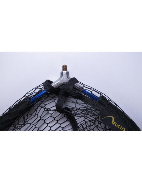 Глава за кеп гумирана с поплавъци Focus - 55x45 - Focus - Глави за кеп - 3