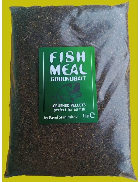 Захранка PS Baits - Fish Meal 1 КГ. - PS Baits - Захранки - 1