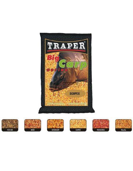 Захранка TRAPER - Big Carp Ванилия 2.50 КГ. - TRAPER - Захранки - 1