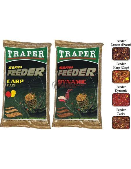 Захранка TRAPER - Feeder Платика 1 КГ. - TRAPER - Захранки - 1
