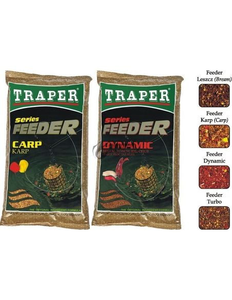 Захранка TRAPER - Feeder Тurbo 1 КГ. - TRAPER - Захранки - 1
