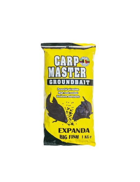 Захранка VDE - Carp Master Expanda Fishmeal 1 КГ. - Van Den Eynde - Захранки - 4