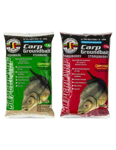 Захранка VDE - Super Carp Fishmeal 1 КГ. - Van Den Eynde - Захранки - 1