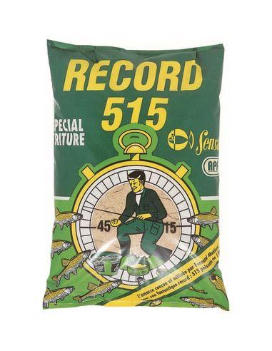 Захранка за уклей Sensas - Record 515 Yellow - Sensas - Захранки - 1