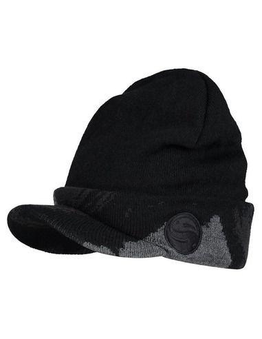 Зимна Шапка Guru - Black Peak Beanie - Guru - Облекло за риболов - 1