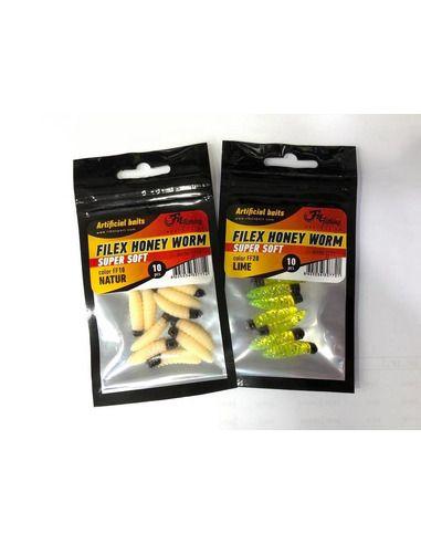 Изкуствена камола Fil Fishing - Honey Worm - Fil Fishing - Стръв - 1