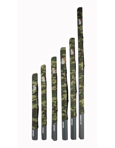 Калъф твърд Abu Garcia - Semi Hard Case 125 СМ. - Abu Garcia - Калъфи - 1
