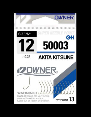 Куки Owner - Akita Kitsune 50003 - Owner - Единични куки - 1