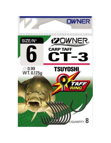Куки Owner - CT-3 Tsuyoshi - Owner - Единични куки - 1