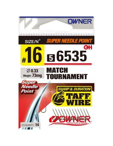 Куки Owner - Match Tournament 56535 - Owner - Единични куки - 1