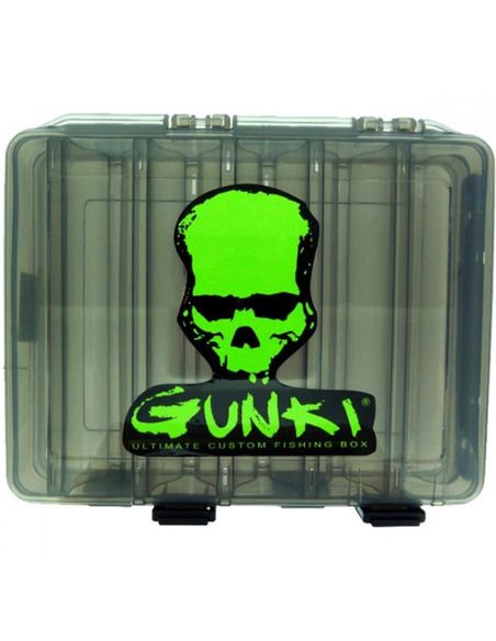 Кутия за воблери Gunki - Plug Box M - Gunki - Кутии - 2