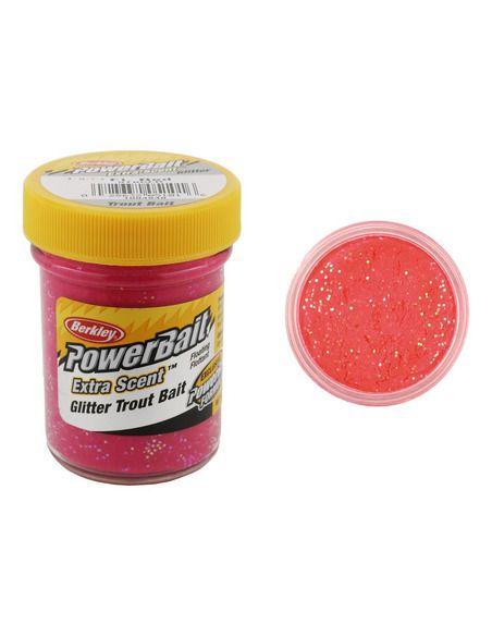 Паста Berkley Extra Glitter - Fluo Red - Berkley - Стръв - 1