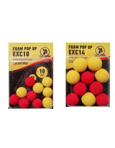 Плуващи топчета Extra Carp - Foam Pop Up - Extra Carp - Захранки и добавки - 1