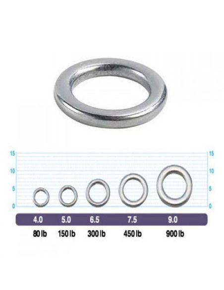 Халки плътни Owner - Solid Ring 5195 - Owner - Халки и карабини - 2