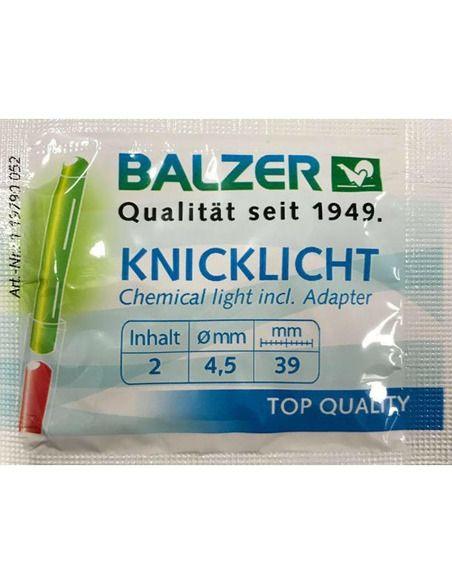 Светещи ампули Balzer - 4.50 MM. - Balzer - Звънци - 1