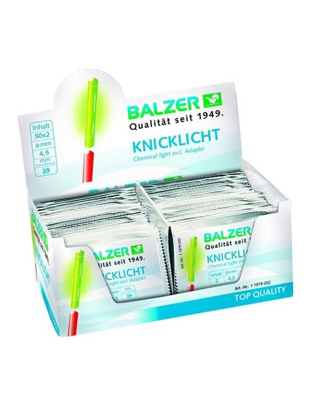 Светещи ампули Balzer - 4.50 MM. - Balzer - Звънци - 2