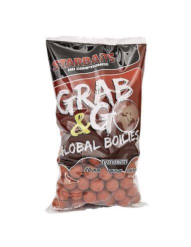 Протеинови топчета Starbaits - Global Boilies Tutti Frutti - Starbaits - Протеинови топчета - 1