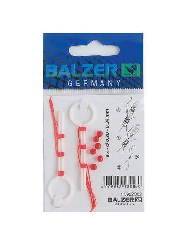 Стопери Balzer - Конец - Balzer - Аксесоари за монтажи - 1