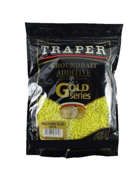 Троха за захранка TRAPER - Флуо Жълто - TRAPER - Стръв - 1