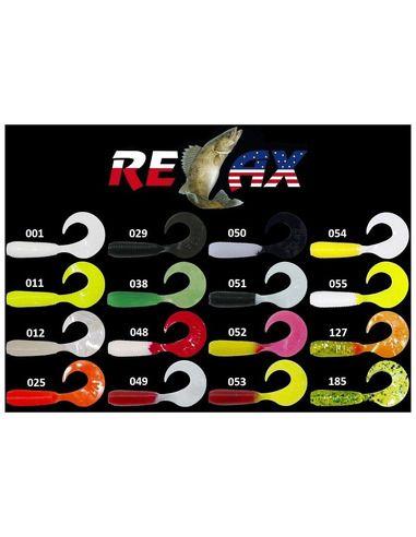 Туистери Relax - Twister 4 - 75 - Relax - Силиконови примамки - 1