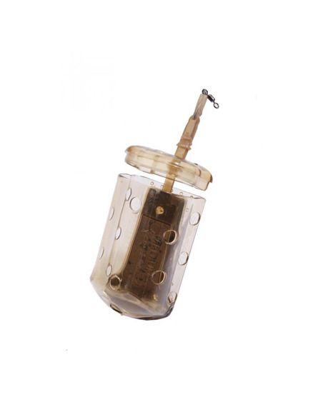 Фидер кошница за бял червей Drenan - Oval Blockends - Drennan - Фидер хранилки - 1