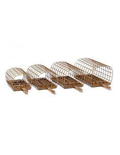 Фидер кошници Drennan - Stainless Oval Cage Heavy - Drennan - Фидер хранилки - 1