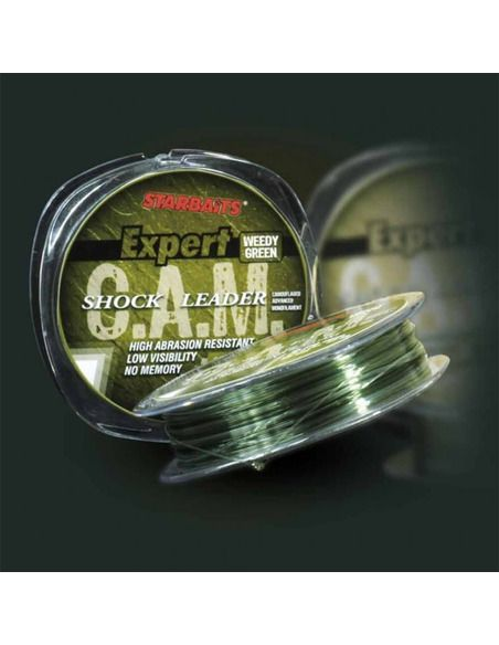 Шоклидер Starbaits - Shock Leader C.A.M. - Starbaits - Плетени влакна за поводи и монтажи - 1