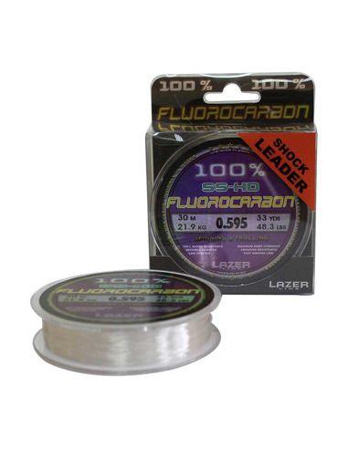 Флуорокарбон Lazer - SS-HD Shock Leader - Lazer - Флуорокарбон - 1