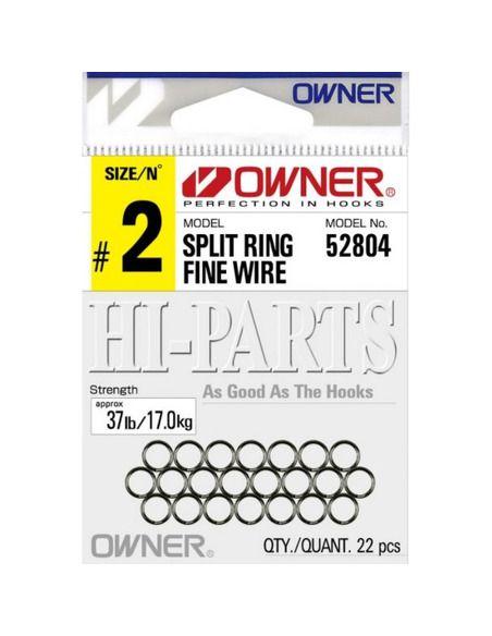 Халки Owner - Split Ring 52804 - Owner - Халки и карабини - 1