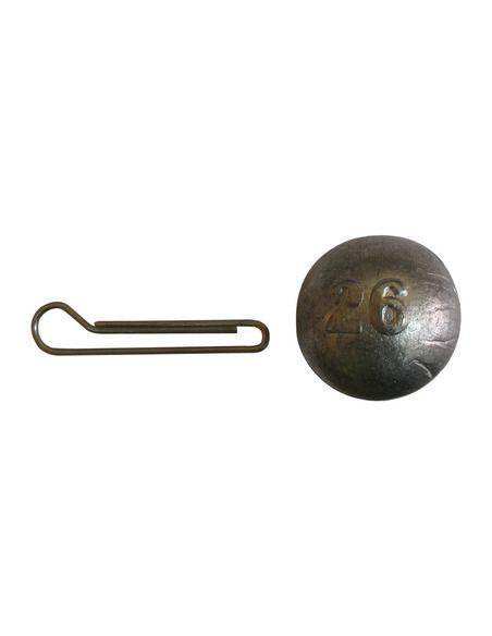 Чебурашка с подв. карабинка FilStar - FilStar - Джиг глави и чебурашки - 2