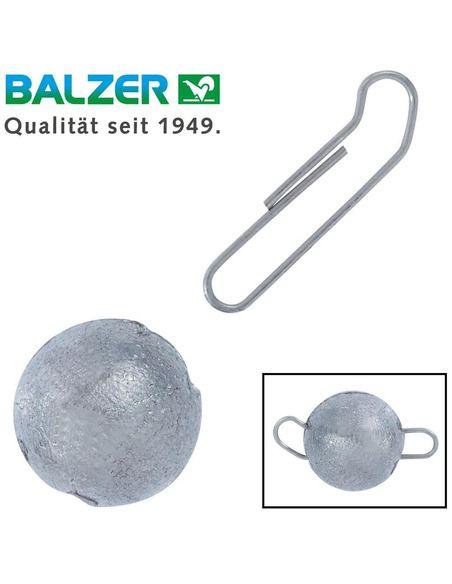 Чебурашки с подвижна карабина Balzer - Shirasu - Balzer - Джиг глави и чебурашки - 1