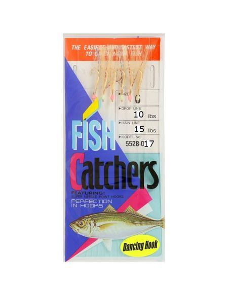 Чепаре за морски риболов Owner - Dancing Hook No 10 - 6 куки - Owner - Чепарета - 1